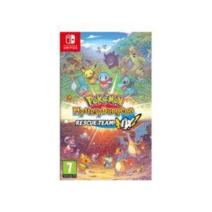 Nintendo Jeu Pokémon Mystery Dungeon Rescue Team DX - Nintendo Switch - Publicité