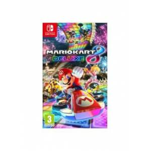 Nintendo Jeu Mario Kart Deluxe - Nintendo Switch - Publicité
