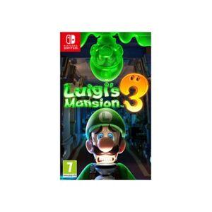 Nintendo Jeu Luigi's Mansion 3 - Nintendo Switch - Publicité