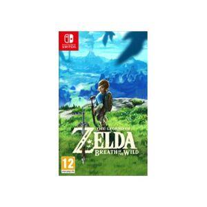 Nintendo Jeu The Legend of Zelda Breath of the Wild - Nintendo Switch - Publicité