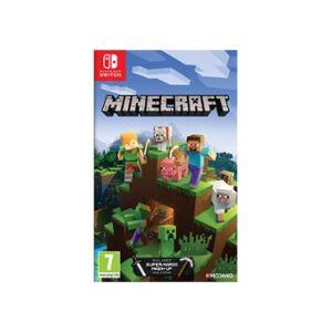 Nintendo Jeu Minecraft - Nintendo Switch - Publicité