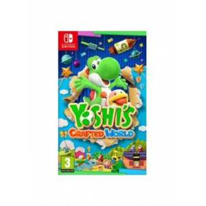 Nintendo Jeu Yoshi's Crafted World - Nintendo Switch - Publicité