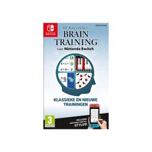 Nintendo Jeu d'entraînement cérébral - Nintendo Switch - Publicité