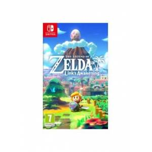 Nintendo LA légende de Zelda: Link's Awakening - Nintendo Switch - Publicité
