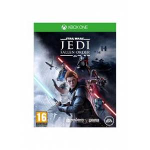 Electronic Arts Star Wars Jedi: Fallen Order Game - Xbox One - Publicité