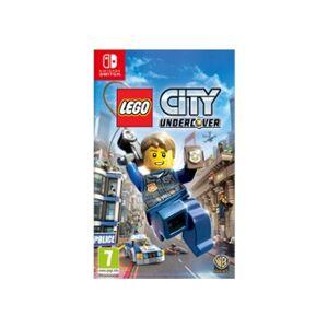 Warner Bros LEGO City Undercover - Nintendo Switch - Publicité