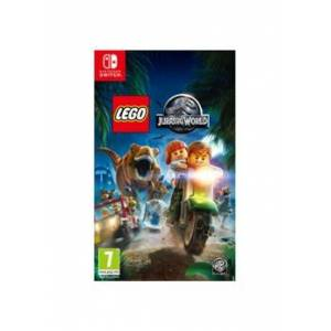Warner Bros LEGO Jurassic World - Nintendo Switch - Publicité