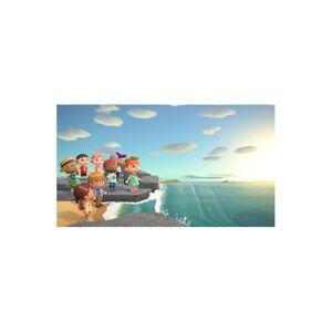 nintendo Jeu Animal Crossing New Horizons - Nintendo Switch - Bleu - Publicité