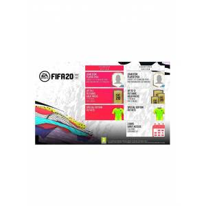 electronic arts FIFA 2020 - Xbox One - Rouge - Publicité