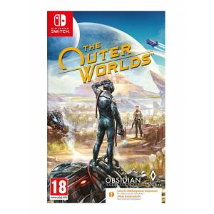 take-two The Outer Worlds - Nintendo Switch - - Publicité