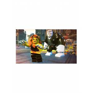 warner bros LEGO DC Super-Villains - Nintendo Switch - - Publicité