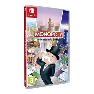 ubisoft Monopoly (Nintendo Switch) - - Publicité