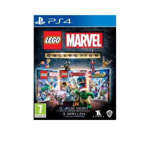 warner bros LEGO Marvel Collection - PS4 - - Publicité