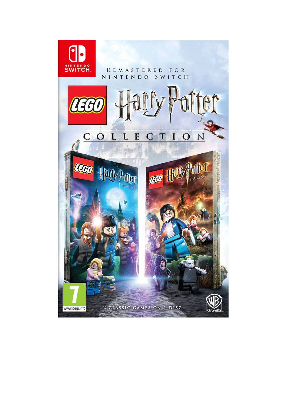 warner bros LEGO Harry Potter Years 1-7Collection - Nintendo Switch -