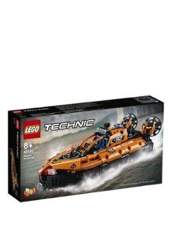 Lego Aéroglisseur de sauvetage technique - 42120