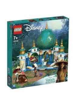 Lego Disney Princesse Raya et le Palais du Coeur - 43181
