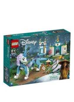 Lego Disney Princesse Raya et Dragon Sisu - 43184