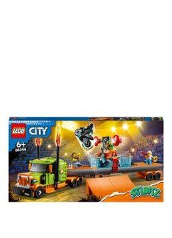 Lego Kits de construction Stunt Show Truck -60294