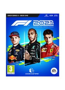 Electronic Arts F1 2021: Édition standard - Xbox Series/Xbox One