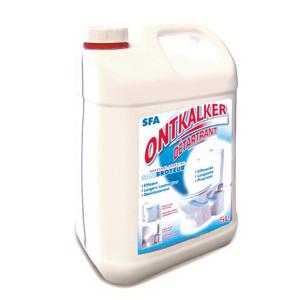 SFA SaniBroyeur Liquide détartrant - Publicité