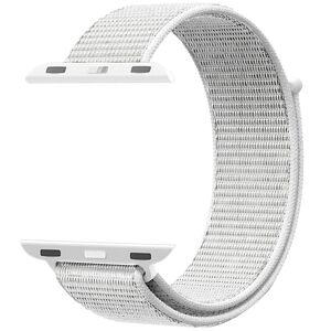 iMoshion Bracelet en nylon Apple Watch Series 1-7 / SE - 42/44mm - Publicité