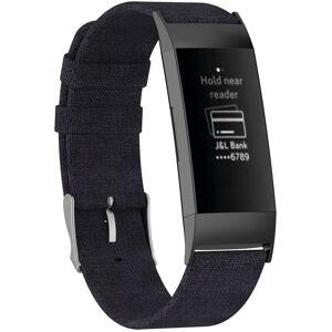 iMoshion Bracelet en nylon Fitbit Charge 3 / 4 - Noir - Publicité