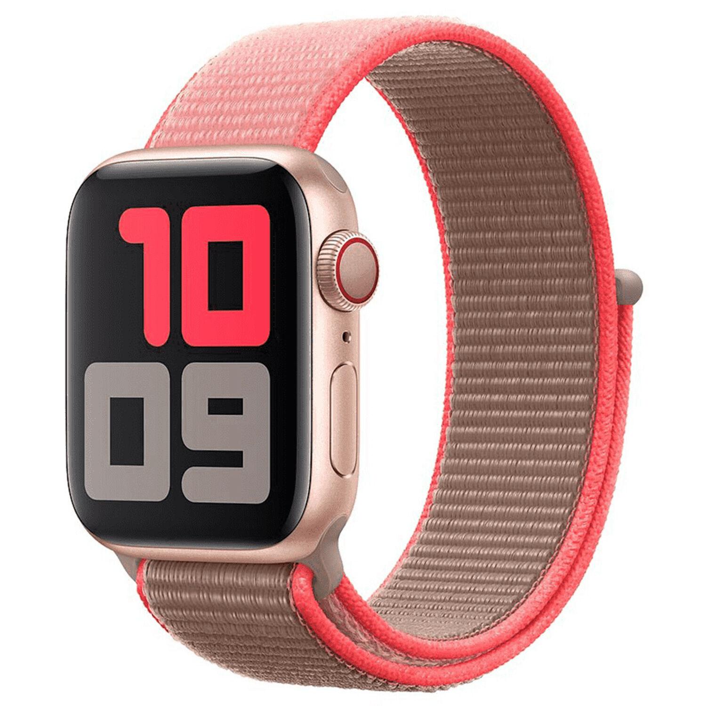 Apple Sport Loop bracelet pour l'Apple Watch Series 1-6 / SE - 42/44mm - Rose