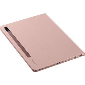 Samsung Coque Book pour le Samsung Galaxy Tab S7 - Rose - Publicité