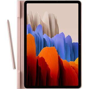Samsung Coque Book Samsung Galaxy Tab S7 - Rose - Publicité