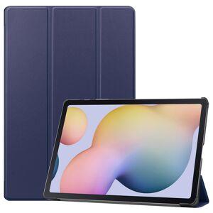 iMoshion Étui de tablette Trifold Samsung Galaxy Tab S7 Plus / Tab S7 FE 5G - Bleu - Publicité