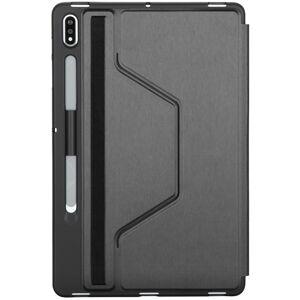 Targus Click-in Bookcase Samsung Galaxy Tab S7 Plus / Tab S7 FE 5G - Noir - Publicité
