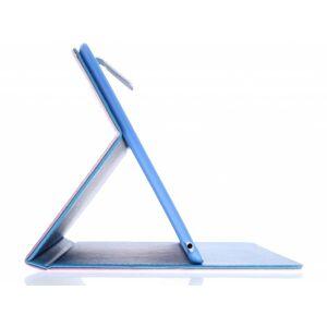 Coquedetelephone.fr Étui à rabat silicone design pour iPad Air - Live the Life - Publicité