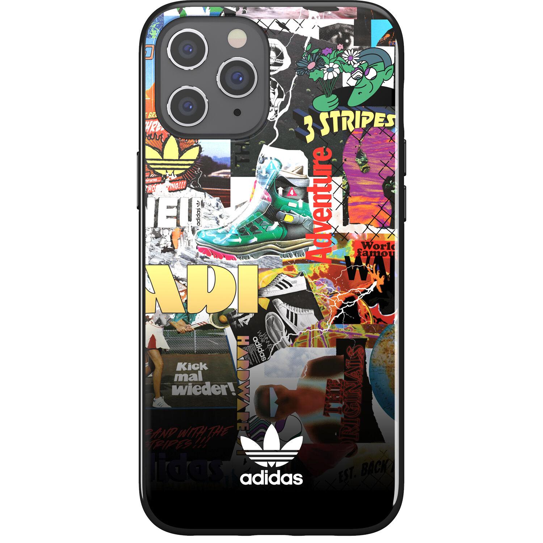 adidas Originals Coque Graphic Snap pour l'iPhone 12 Pro Max - Colourful