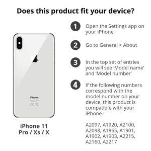 PanzerGlass Protection d'écran pour l'iPhone 11 Pro / Xs / X - Publicité