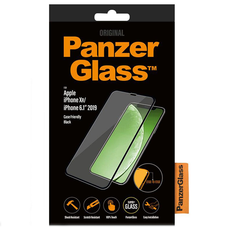 PanzerGlass Protection d'écran Case Friendly pour l'iPhone 11 / Xr