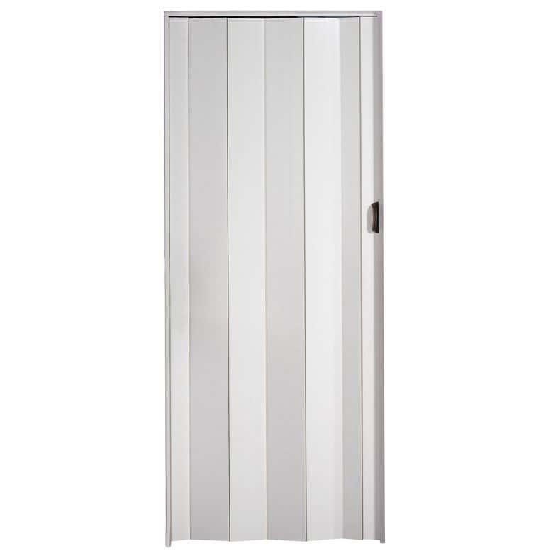 Lapeyre Cloison extensible PVC blanc 1er prix H.205 x l.168