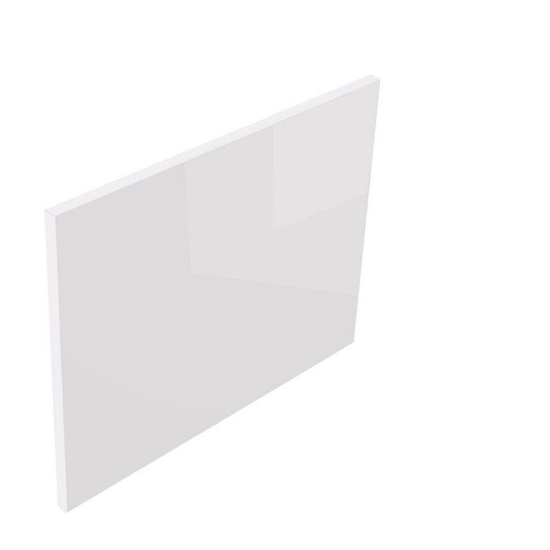 Lapeyre Façade de tiroir H48 CREAMIX bois clair l.90