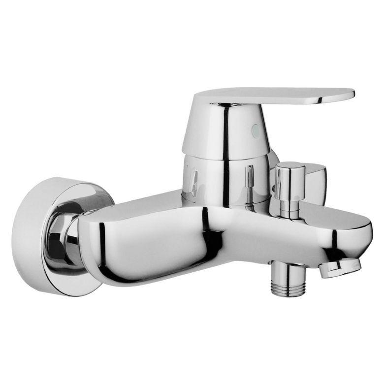 Grohe Mitigeur bain douche mécanique EUROSMART COSMO chrome