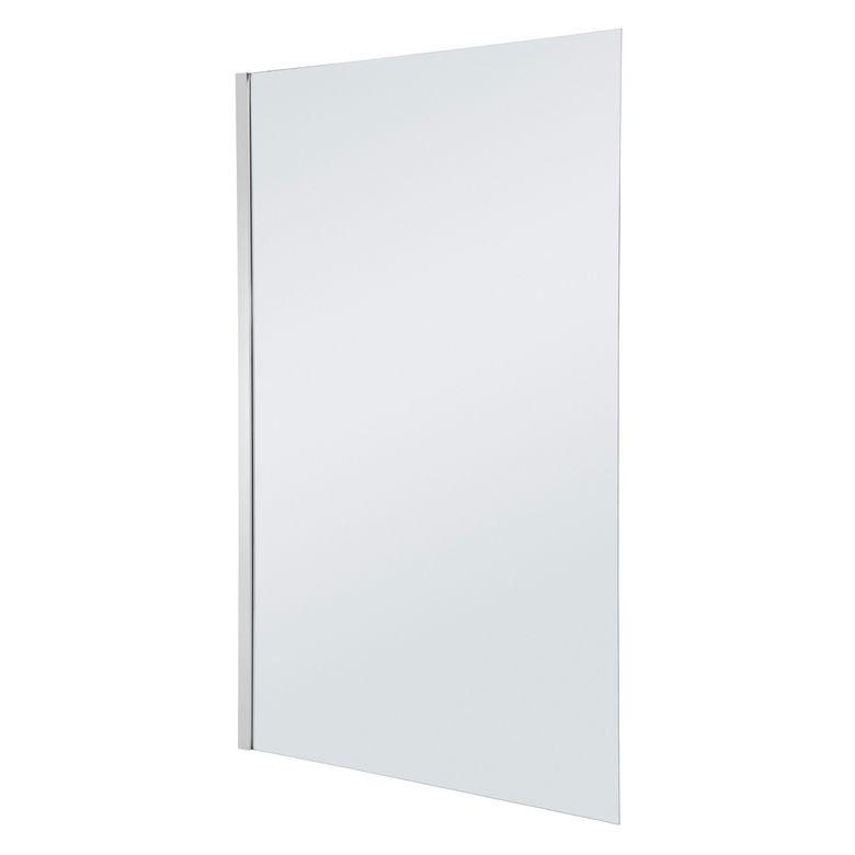 Schulte Paroi de douche PALACE H.200 x l.98/100 verre transparent