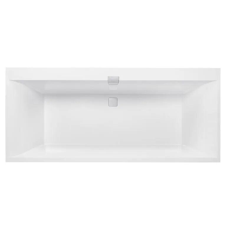 Villeroy & Boch Baignoire Divine quaryl blanc L.180 x l. 80
