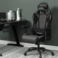 songmics Chaise gamer Ryan - noir/gris <br /><b>219 EUR</b> Emob