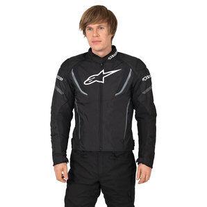 Alpinestars T-Jaws V3 WP Veste textile pour Moto Noir alpinestars - L