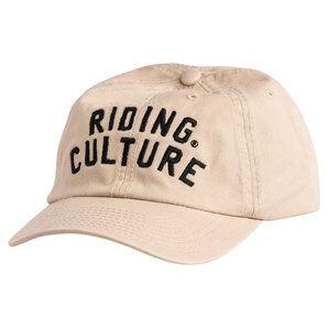 Riding Culture Text Dad casquette