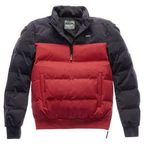 Blauer H.T. Blauer Winter Pull pull zippé hommes Rouge Bleu H.T. - XL