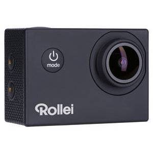 Rollei Fun caméra embarquée noir - Publicité