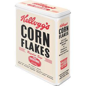 Kelloggs boîte de conservation XL Contient : 4 litres