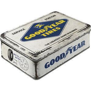 Goodyear boîte conservation métal GoodYear