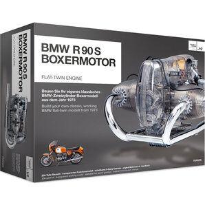 Franzis BMW moteur Boxer bicylindre R 90 S Maquette, 200 pièces, échelle 1:2 Franzis