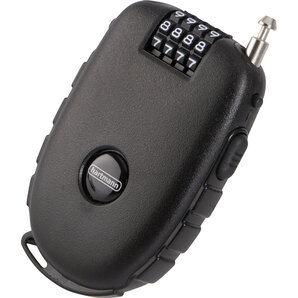 hartmann Càble antivol Hartmann automatique avec code chiffré, l: 90 cm pour Moto hartmann
