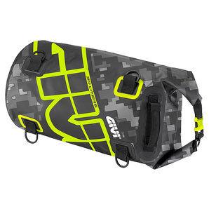 Givi EASY-T roll-bag Volume : 30 litres, noir, imperméable pour Moto